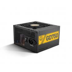 FUENTE ALIMENTACION NOX HUMMER GD750 750W 80+ GOLD ATX NEGRO