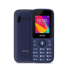 "TELEFONO MOVIL WIKO F100 AZUL 1.8""/ BT/ MICRO SD HASTA 16GB/ DUAL SIM/ 800MAH"