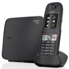 TELEFONO INALAMBIRICO GIGASET E630 NEGRO