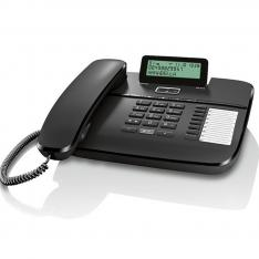 TELEFONO FIJO GIGASET DA710 NEGRO/ MANOS LIBRES
