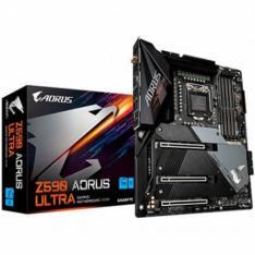 PLACA BASE GIGABYTE Z590 AORUS ULTRA 1200 ATX/ 4XDDR4/ 6XSATA6/ 1XUSB-C/ 1XUSB 3.2/ 2X USB 2.0