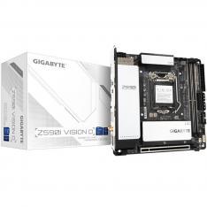 PLACA BASE GIGABYTE Z590I VISION D 1200 MITX 2XDDR4