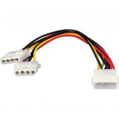 DUPLICADOR CABLE DE ALIMENTACION ATX  EQUIP CONECTOR MOLEX 5.25 X2