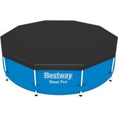 Bestway 58036 - Cubierta para piscina redonda ø305