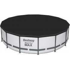 Bestway 58038 - Cubierta para piscina Ø 457 cm