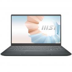"PORTATIL MSI 14 MODERN B10MW-473XES / I7-10510U / 16GB / SSD 1TB /  Intel Iris Xe/ 14"" FHD / FREEDOS"