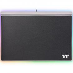 ALFOMBRILLA THERMALTAKE ARGENT MP1 RGB ANTIDESLIZANTE/ 35.9CM ANCHO/ 25.4CM LARGO/