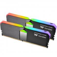 MEMORIA RAM DDR4 16GB 2X8GB 3600MHz THERMALTAKE TOUGHRAM XG/ RGB/ CL18/ 1.35V