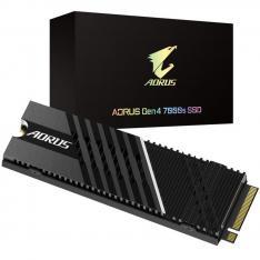 SSD GIGABYTE AORUS 1TB 7000S GEN4 NVME M.2 PCIE 3D TLC