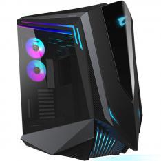 CAJA GAMING GIGABYTE AC700G ATX 4XUSB3.0 1XUSBC LATERAL CRISTAL S/F RGB