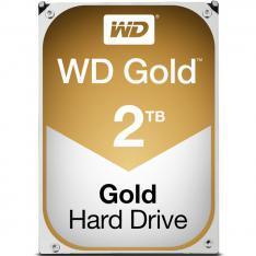 DISCO WD GOLD 2TB SATA6 128MB