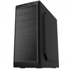 CAJA COOLBOX F750 ATX 2x USB 3.0 FTE.B500GR-S NEGRO