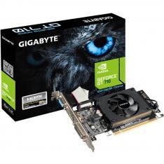 TARJETA GRAFICA GIGABYTE GT 710 2GB DDR3