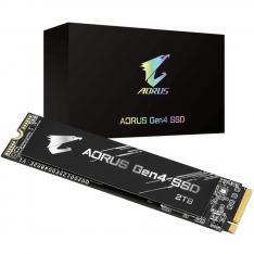 SSD GIGABYTE AORUS 2TB NVME GEN4 M.2 PCIE 3D TLC