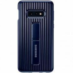 SAMSUNG GALAXY S10E MOBILE COVER BLUE