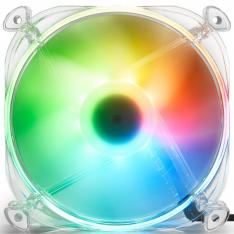 VENTILADOR CAJA SHARKOON SHARK DISC FAN 20 X 120 X 25MM 9XLED RGB