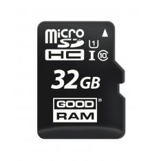 MICRO SD GOODRAM 32GB C10 UHS-I