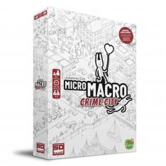 MICRO MACRO   (Ganador Spiel Des Jahres 2021)