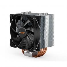 VENTILADOR DISIPADOR GAMING BE QUIET! PURE ROCK 2 BK006 155MM ALTURA / COMPATIBLE INTEL y AMD