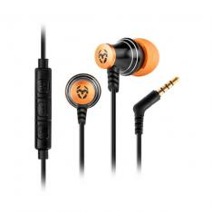 AURICULARES CON MICROFONO GAMING KROM KINEAR INTRAURAL JACK 3.5MM CABLE