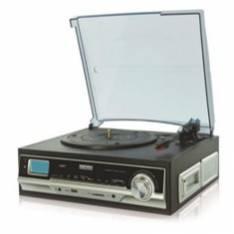 GIRADISCOS/ TOCADISCOS DAEWOO FUNCION ENCODER MP3/ USB/ SD/ CASSETE/ AM/FM