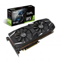 TARJETA GRAFICA ASUS NVIDIA DUAL-RTX2080TI-11G 11GB GDDR6 HDMI DISPLAY PORT