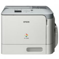 IMPRESORA EPSON LASER COLOR AL-C300N WORKFORCE  A4/ 31PPM/ USB/ RED/