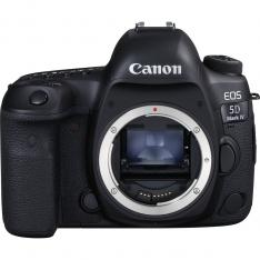 CAMARA DIGITAL REFLEX CANON EOS 5D MARK IV BODY (SOLO CUERPO) CMOS/ 30.4MP/ DIGIC 6+/ 61 PUNTOS DE ENFOQUE/ WIFI/ GPS/ NFC