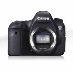 CAMARA DIGITAL REFLEX CANON EOS 6D BODY (SOLO CUERPO) CMOS/ 20.2MP/ DIGIC 5+/ 11 PUNTOS ENFOQUE/ WIFI