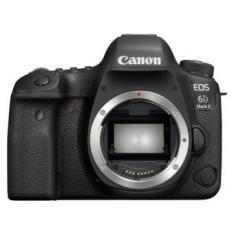 CAMARA DIGITAL REFLEX CANON EOS 6D MARK II BODY (SOLO CUERPO) CMOS/ 26.2MP/ DIGIC 7/ 45 PUNTOS DE ENFOQUE/ WIFI/ BLUETOOTH/ GPS