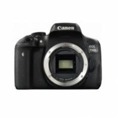 CAMARA DIGITAL REFLEX CANON EOS 750D BODY (SOLO CUERPO) CMOS/ 24.2MP/ DIGIC 6/ TACTIL