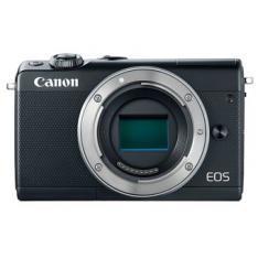 CAMARA DIGITAL REFLEX CANON EOS M100 BODY (SOLO CUERPO) CMOS/ 24.2MP/ DIGIC 7/ FULL HD/ WIFI/ BLUETOOTH/ NFC/ NEGRO