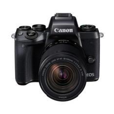 CAMARA DIGITAL REFLEX CANON EOS M5 + EF-M 18-150MM IS STM/ CMOS/ 24.2MP/ DIGIC 7/ FULL HD/ WIFI/ NFC/ BLUETOOTH