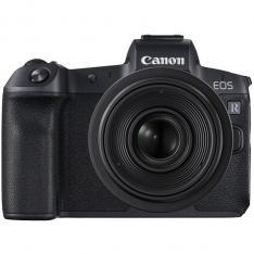CAMARA DIGITAL CANON REFLEX EOS R BODY + ADAPTADOR DE MONTURA EF-EOS R/ 30.3MP/ DIGIC 8/ VIDEOS 4K/ WIFI/ BLUETOOTH/ NEGRO