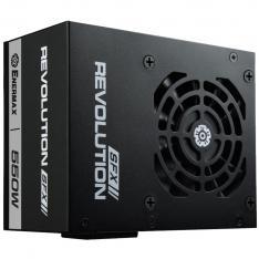 FUENTE DE ALIMENTACION GAMING ENERMAX REVOLUTION SFX 550W ERV550SWT