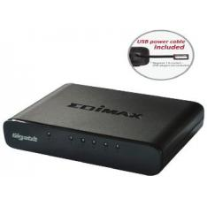 SWITCH 5 PUERTOS EDIMAX 10/100/1000 USB