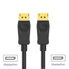 CABLE EWENT DISPLAYPORT 1.2 / 4K / 60HZ / A-A AWG28 / 2M