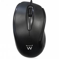 MOUSE RATON EWENT EW3152 OPTICO / USB / 1000 DPI