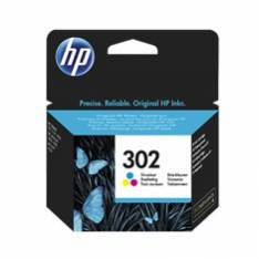 CARTUCHO TINTA HP F6U65AE TRICOLOR 302 OFFICEJET 3830
