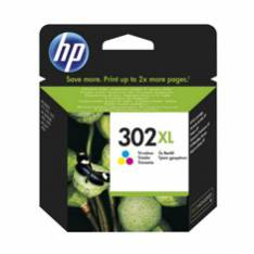 CARTUCHO TINTA HP F6U67AE COLOR Nº 302XL DESKJET 1010/2130/45020