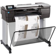 "PLOTTER HP DESIGNJET T830 A1 24""/ 2400PPP/ 1GB/ USB/ RED/ WIFI/ WIFI DIRECT"