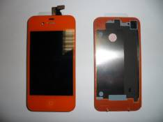 REPUESTO HOUSING COMPLETO PARA APPLE IPHONE 4G NARANJA