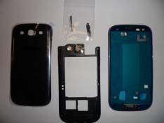 REPUESTO HOUSING COMPLETO  PARA SMARTPHONE SAMSUNG GALAXY S3 I9300 AZUL