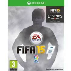 JUEGO XBOX ONE - FIFA 15