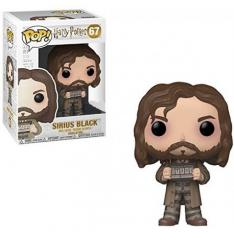 FUNKO POP HARRY POTTER SIRIUS BLACK EXCLUSIVO