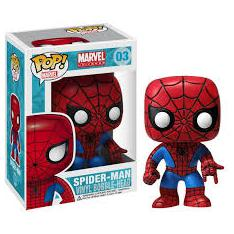 FUNKO POP BOBBLE MARVEL SPIDER-MAN