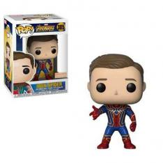 FUNKO POP MARVEL AVENGERS ENDGAME IRON SPIDER EXCLUSIVO