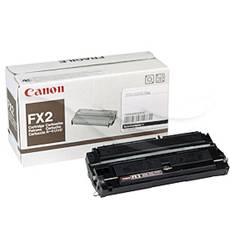 TONER CANON FX 2 NEGRO 4000 PÁGINAS FAX-L500/ FAX-L550/ FAX-L550/ FAX-L600