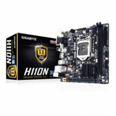 PLACA BASE GIGABYTE INTEL GA-H110N DDR4X2 32GB  MINI ITX