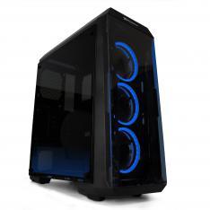 ORDENADOR PC PHOENIX / INTEL I5 8400 / 16 GB DDR4 / 240 GB SSD + 1 TB HDD / VGA RTX 2060 6 GB / REFRIGERACION LIQUIDA / TORRE CRISTAL TEMPLADO / WINDOWS 10
